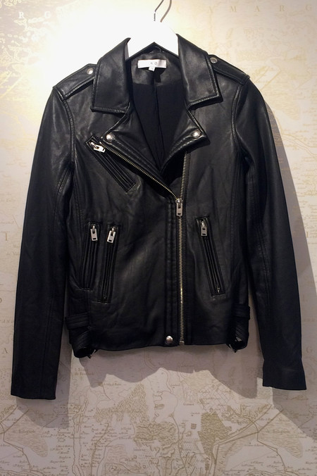 IRO 'Han' Leather Jacket