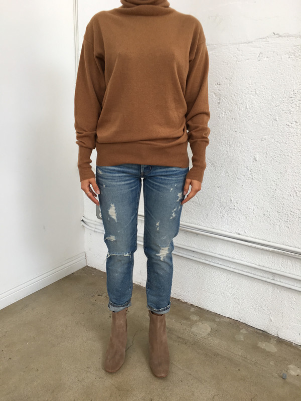 Demy Lee Turtleneck Sweater