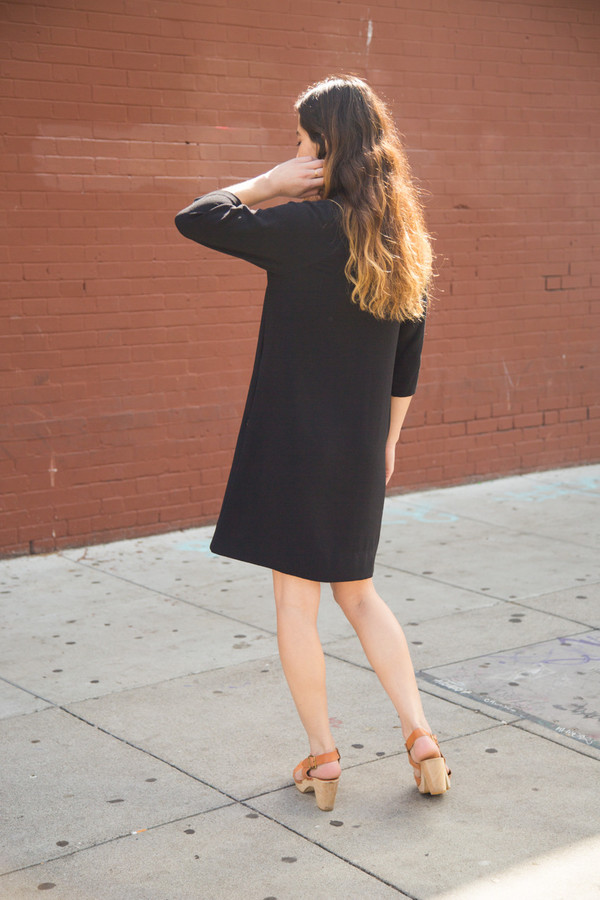 Ottod'ame Mughetto Shift Dress
