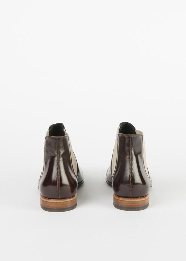 Pete Sorensen Cordovan Phantom Chelsea Boot