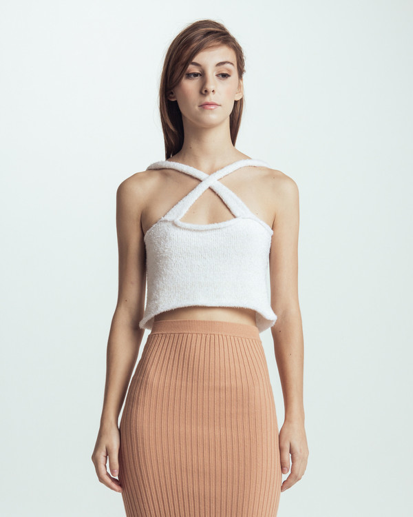 Giu Giu Cloud Knitted Camisole