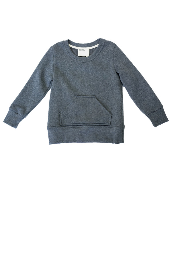 Boy+Girl Fleece Crew