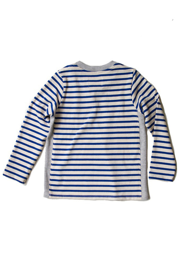 Kid's Boy+Girl L/S Rugby Tee