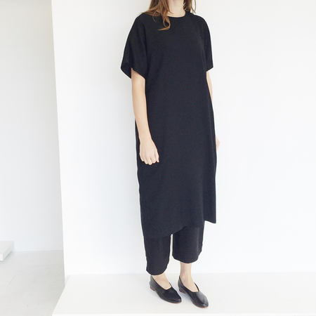 Johan Vintage Black Box Dress