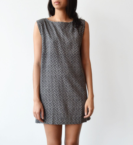 Ilana Kohn Dots Kate Mini Dress
