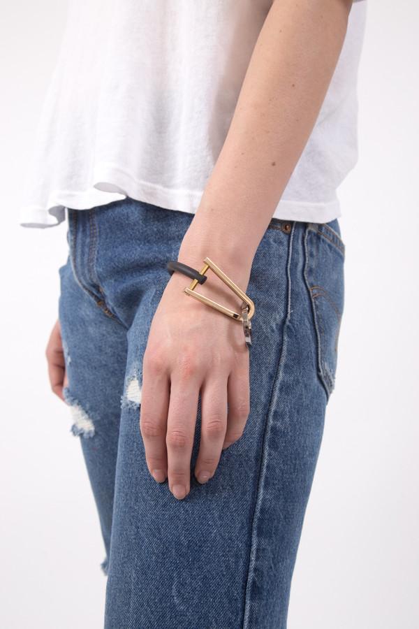 FAUX/Real Office Slut Bracelet