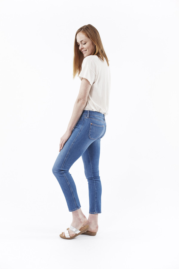 M.i.H. Jeans Paris Jeans in Navo Blue