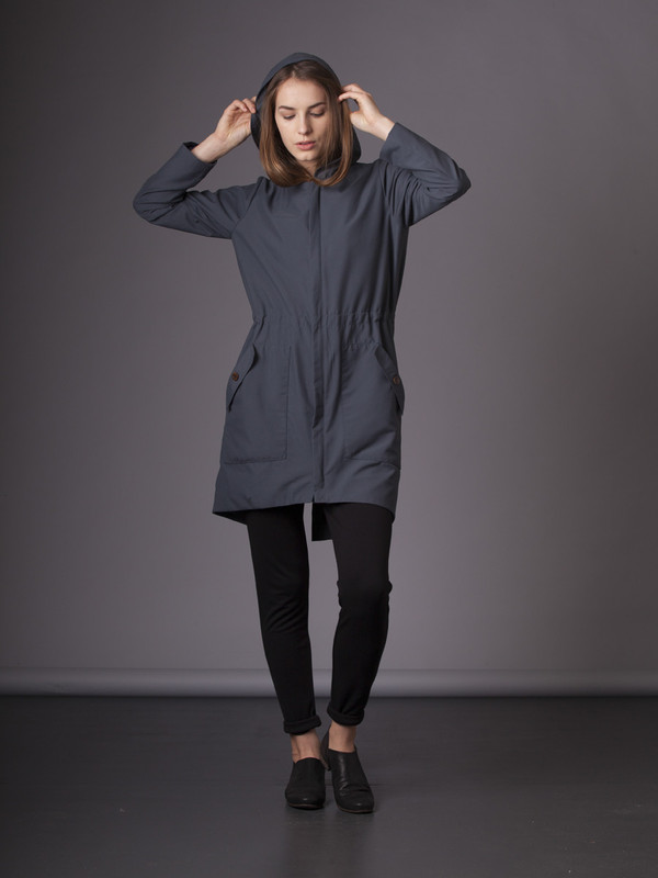 Nicole Bridger Raincity Slicker