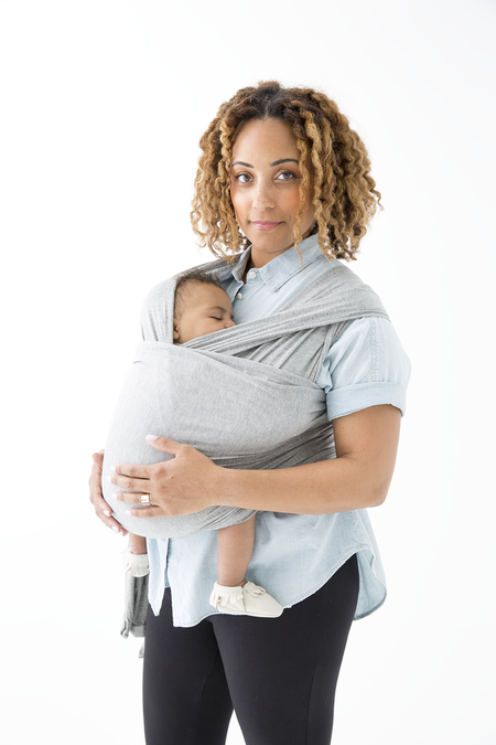 Solly Baby Wrap - Heather Grey