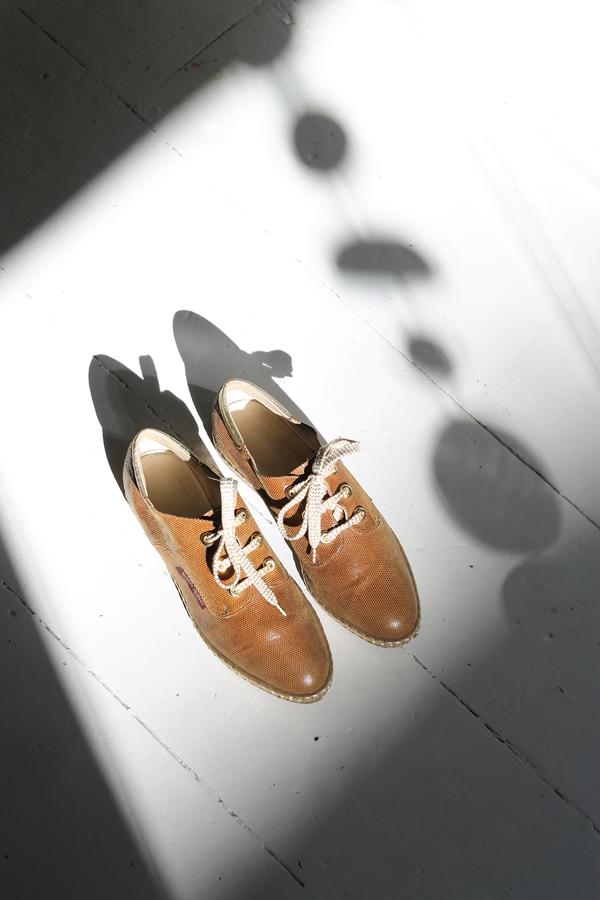DUO NYC Vintage Charles Jourdan Sneakers