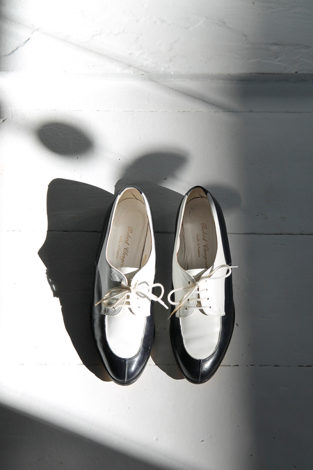 DUO NYC VINTAGE | Robert Clergerie Oxfords