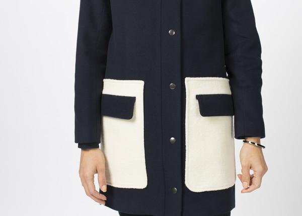 Margaux Lonnberg Lou Coat