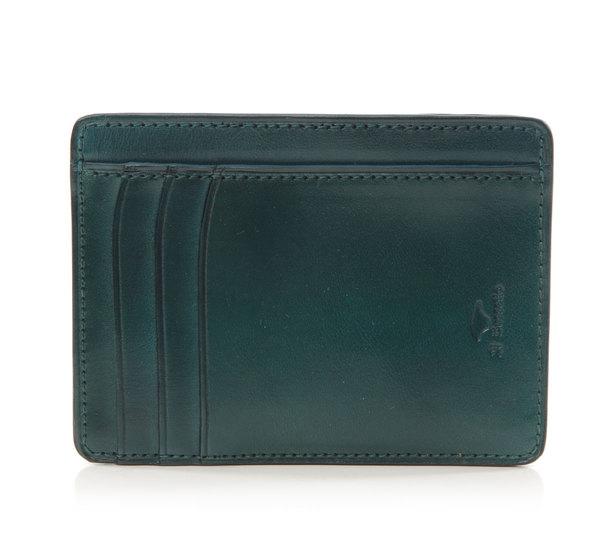 Il Bussetto Ocean Card Case Wallet