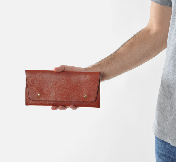 Steve Mono Brandy Travel Wallet