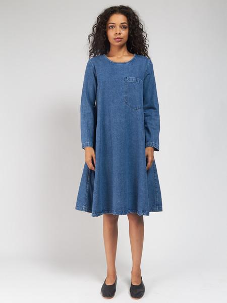69 Longsleeve Basic Dress