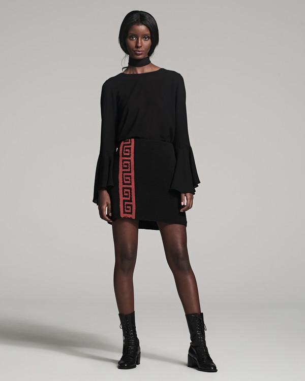 VOZ Apparel Abrazos Mini Skirt