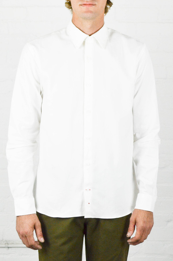 Apolis Japanese Organic Cotton Transition Shirt