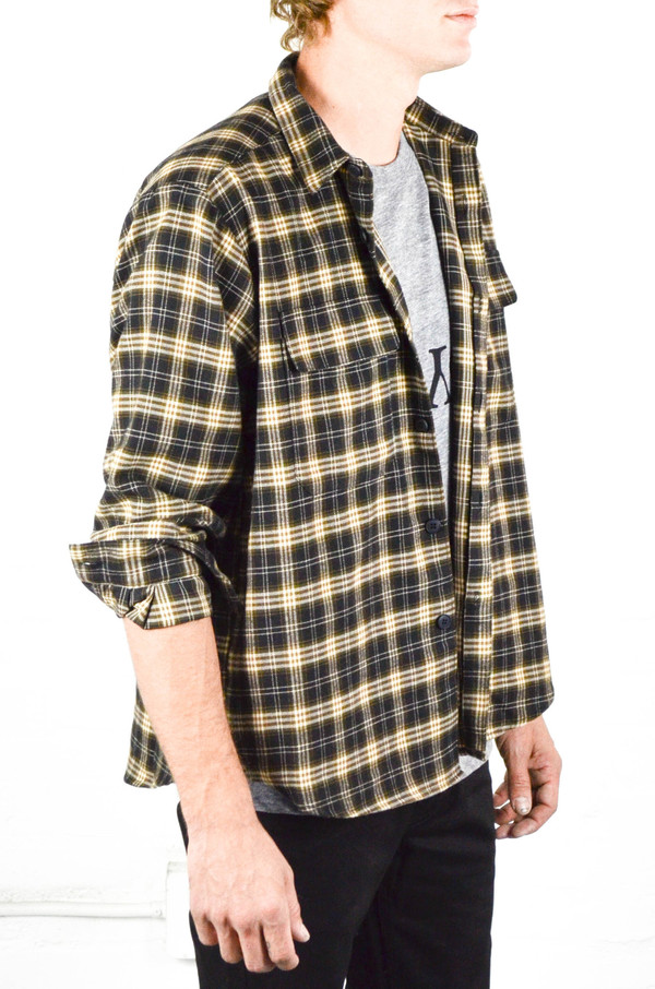 Men's Assembly New York Assembly Plaid Poet Shirt