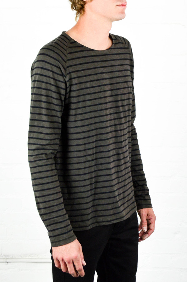 Men's Nudie Otto Raglan