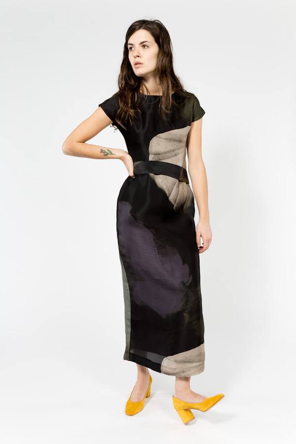 Samuji Peony Dress