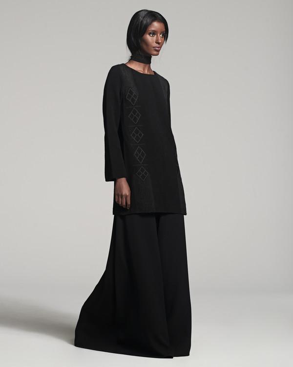 VOZ Apparel Long Sleeved Che Dress