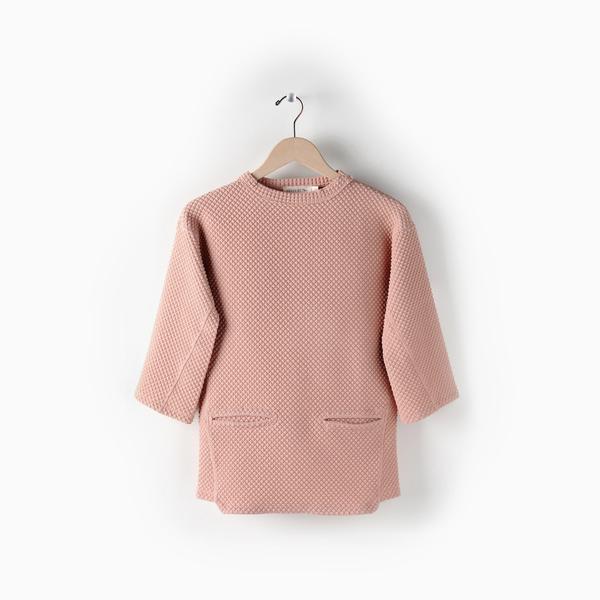 Andorine Pink Kimono Dress