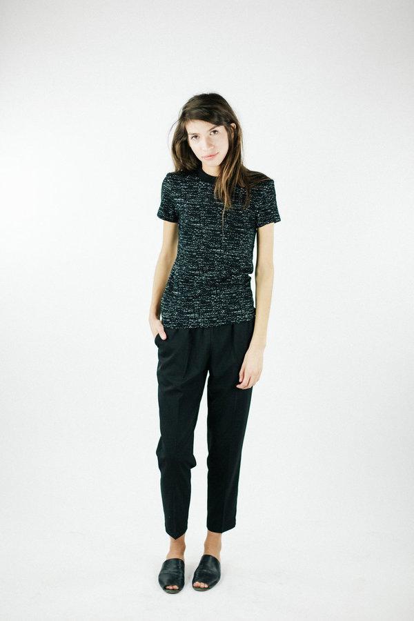 Achro Pull On Trousers - Black