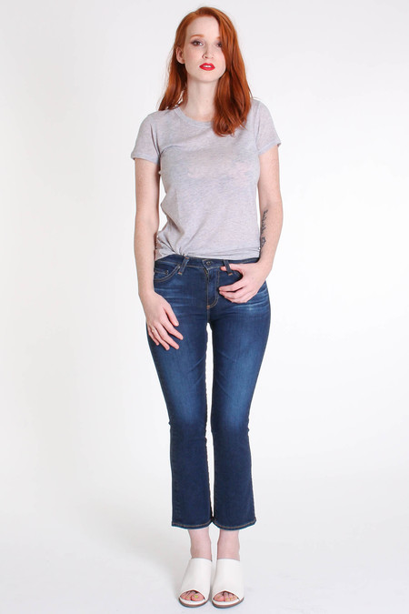 AG Jeans Jodi crop in 2 year wash