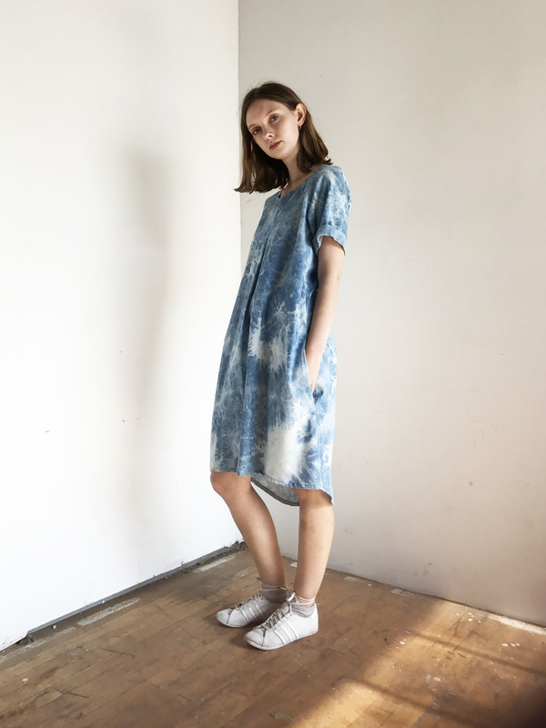 Eliza Faulkner Designs Vee dress