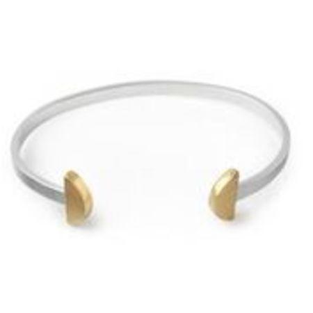 Rebekah J. Designs Half Moon Bracelet