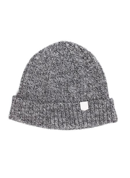Men's MAPLE Wool Knit Beanie Heather Grey