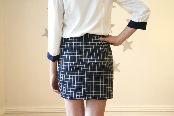 EVE GRAVEL BILLI SKIRT