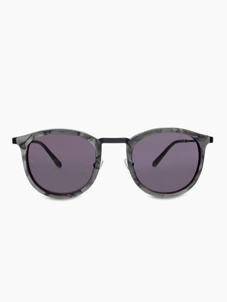Smoke x Mirrors Shout Sunglasses Black Scales