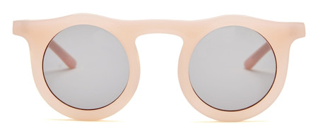 CARLA COLOUR Lind Sunglasses (Flesh/Haze)