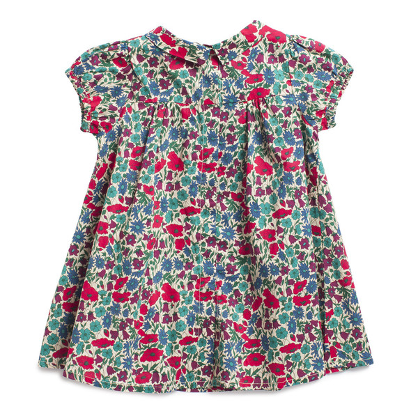 Caramel Baby & Child Annatto Baby Dress Poppy Purple