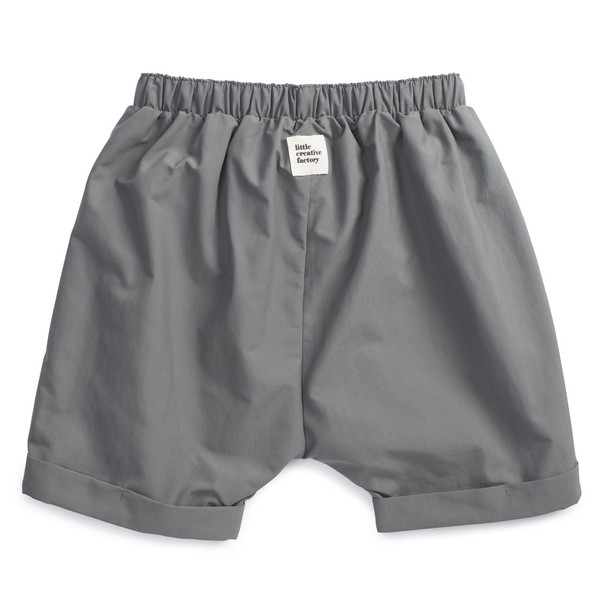 Little Creative Factory Baggy Swim Trunk Grey
