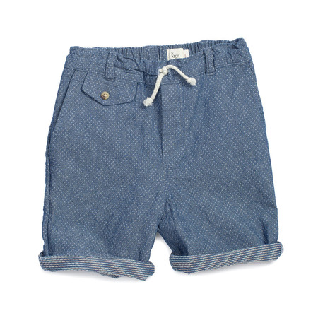 nico nico Chill Denim Trouser Short
