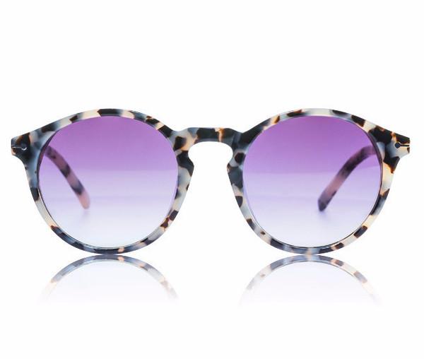Sons + Daughters Clark Sunglasses Cheetah