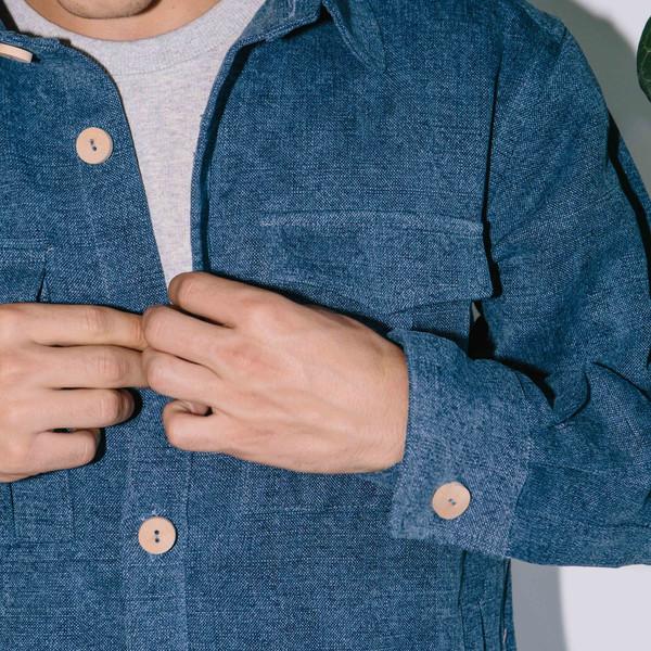 Blluemade Indigo Jacket