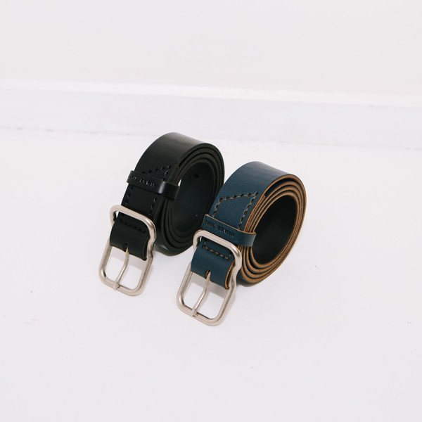 Emil Erwin Leather Belt