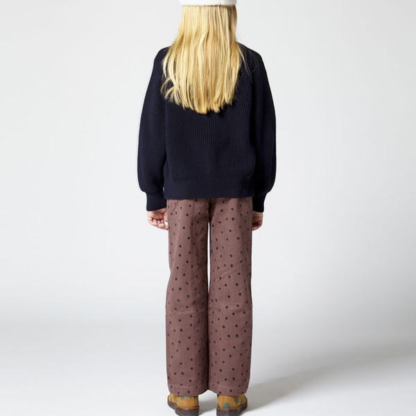 The Animals Observatory Electrician Kid's Cardigan