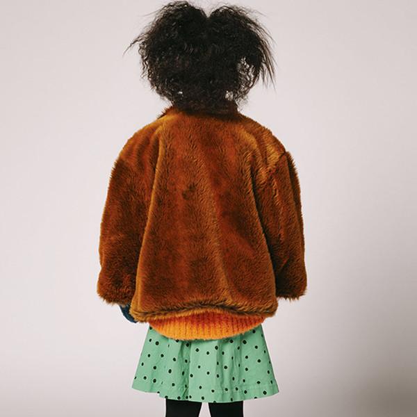 The Animals Observatory Firefly Girl's Skirt