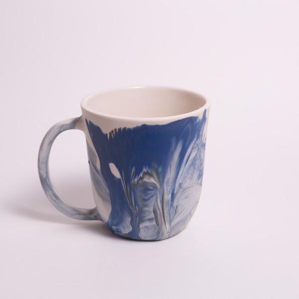 Sarah Cihat Marble Mug