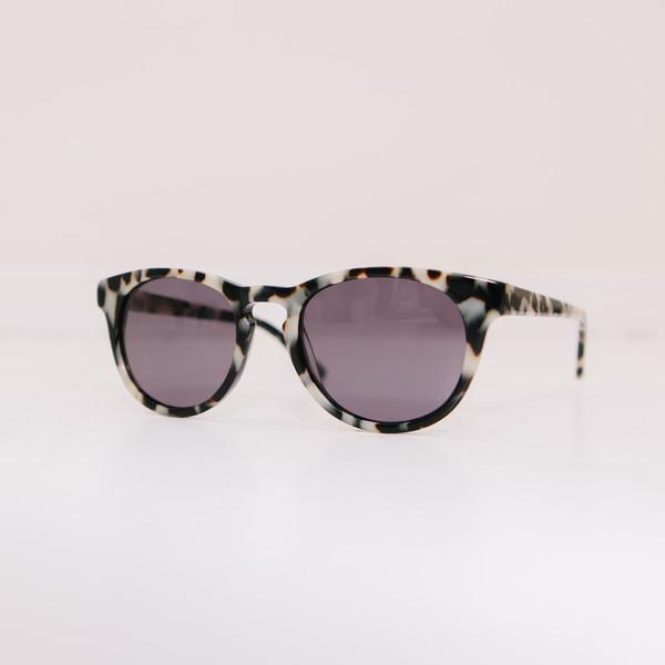 Han Kjobenhavn Timeless Sunglasses, Snow