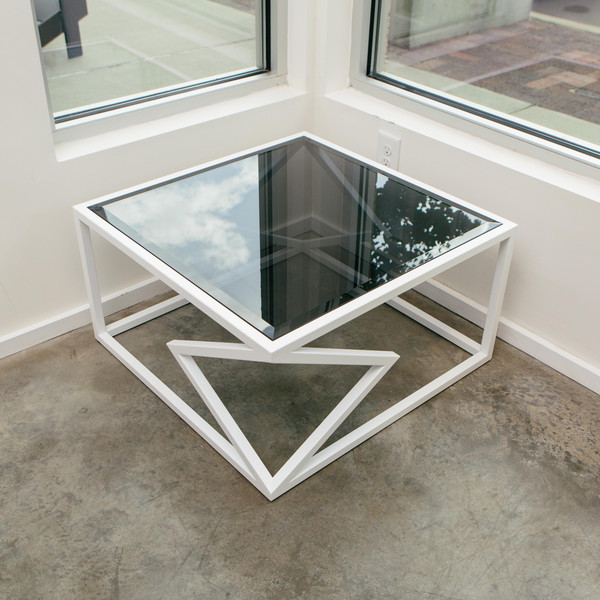 ALEX DREW & NO ONE Two Diamonds Table