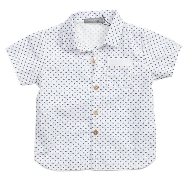 1+ in the Family Salva Shirt White