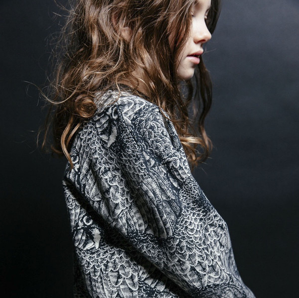 Finger in the Nose Turner Falcon Sweater