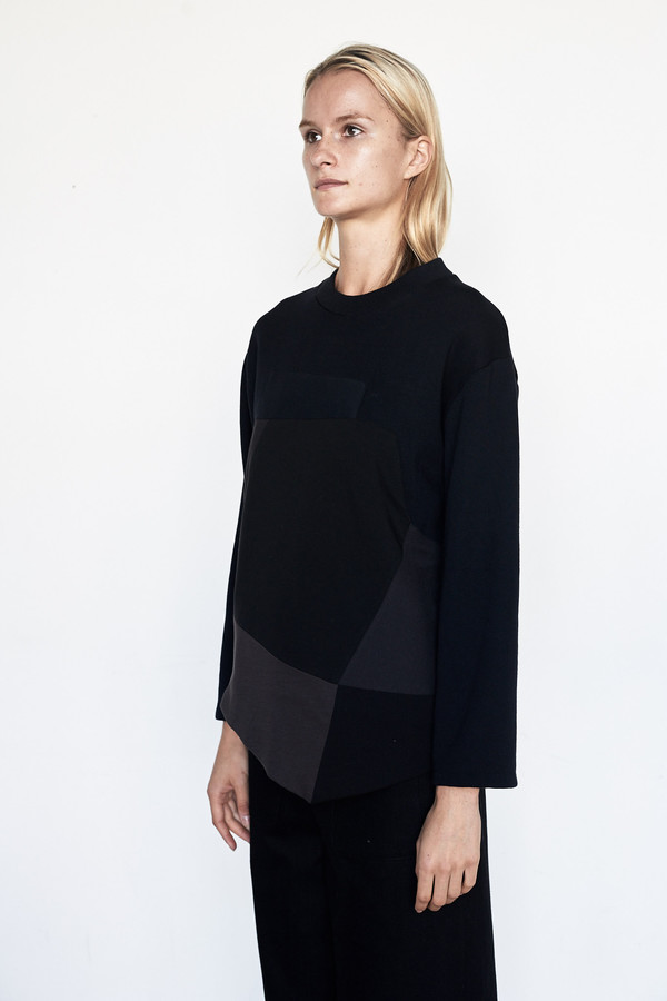 Correll Correll Cotton Mono Nimi Sweater