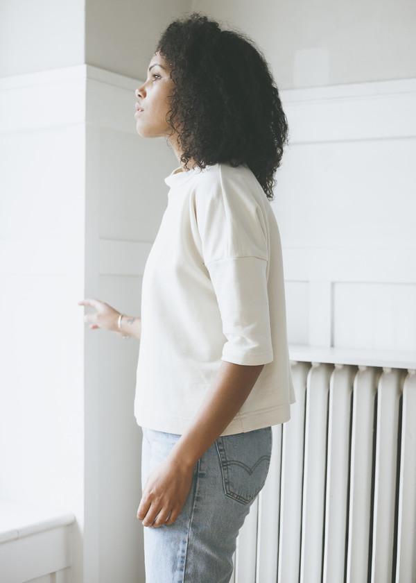 Ilana Kohn Barby Shirt - Cream