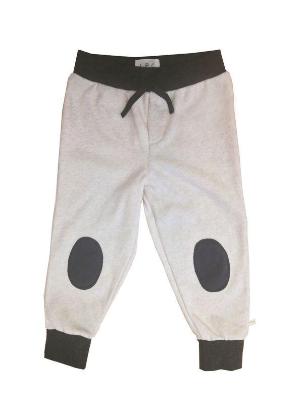 Les Petites Cream-Ivory I'm Cool Pants - Coucou Boston